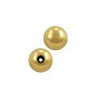 Round Smart Bead 7mm Gold Filled (1-Pc)