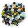 Crystal Round Bead Assortment 6mm (Approx. 90 Pcs)