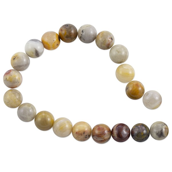 "Crazy Lace Agate Beads 6mm (15"" Strand)"