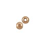 Round Bead 3mm Rose Gold Filled (1-Pc)