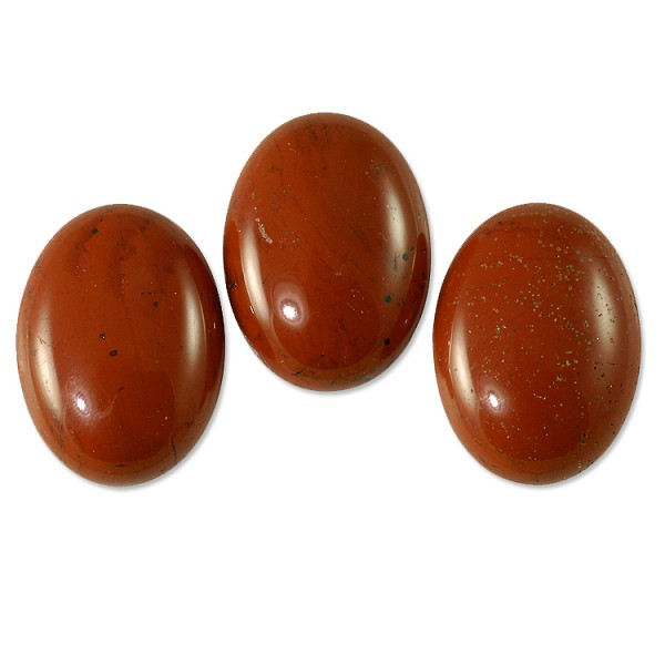 Red Jasper Oval Cabochon 18x13mm