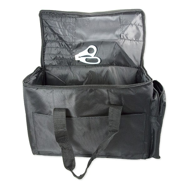 "Deluxe Soft Carrying Case (Holds 10-1"" Trays)"