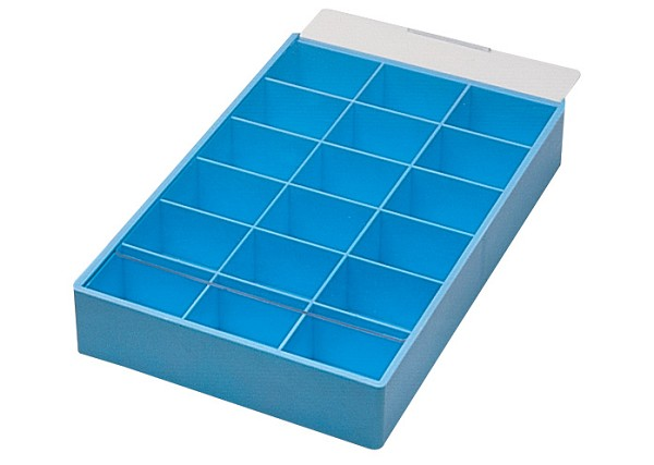 10 Inch 18 Compartment Storage Tray