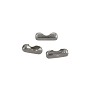 Ball Chain Connector 6x2mm Surgical Stainless Steel  (4-Pcs)