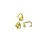 Bead Tip 5x2.5mm Gold Plated (20-Pcs)