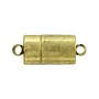 Magnetic Clasp 22x7mm Antique Brass Plated (1-Pc)