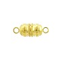 Magnetic Clasp 16x6mm Gold Plated (1-Pc)