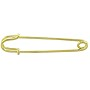"Kilt Pin 3"" Gold Color (1-Pc)"