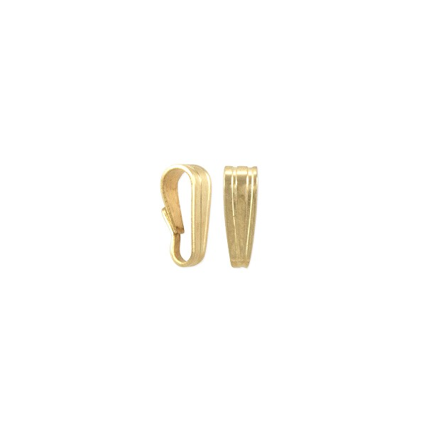 Snap on Bail 10x4mm Gold Filled (1-Pc)