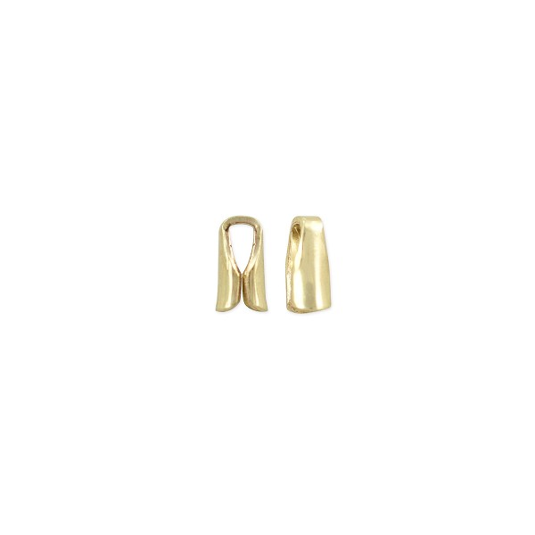Chain End Cap 5x2.5mm Gold Filled (1-Pc)