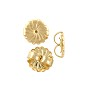 Premium Earring Back 9x4mm Gold Filled (1-Pc)