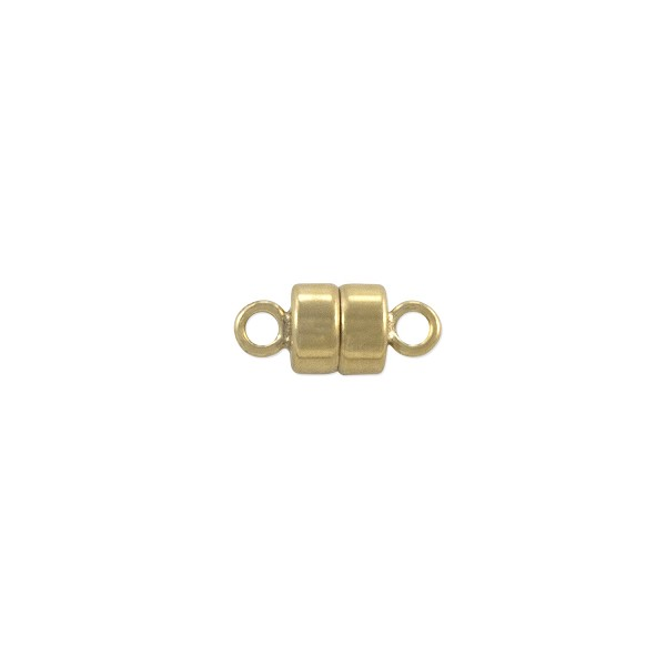 Magnetic Clasp 10x4mm Gold Filled (1-Pc)