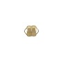 Magnetic Clasp 7x6mm Gold Filled (1-Pc)