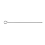 Eye Pin 1 Inch 22ga Sterling Silver (1-Pc)