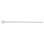 Eye Pin 1-½ Inch 22ga Sterling Silver (1-Pc)