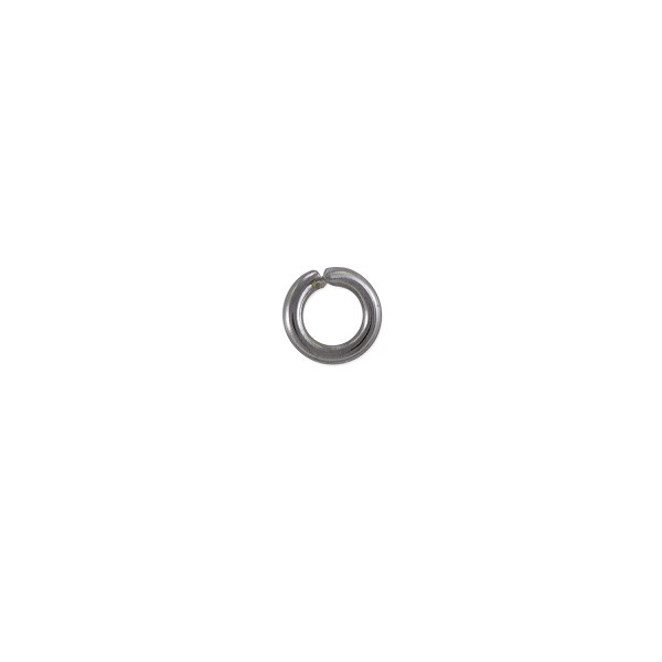 Open Jump Ring 5mm Surgical Stainless Steel (100-Pcs)