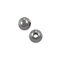 Round Beads 6mm Surgical Stainless Steel (10-Pcs)