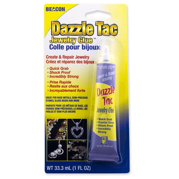 Dazzle-Tac Jewelry Glue 1oz