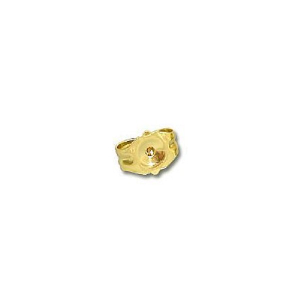 Ear Back Medium Gold Filled (1-Pc)