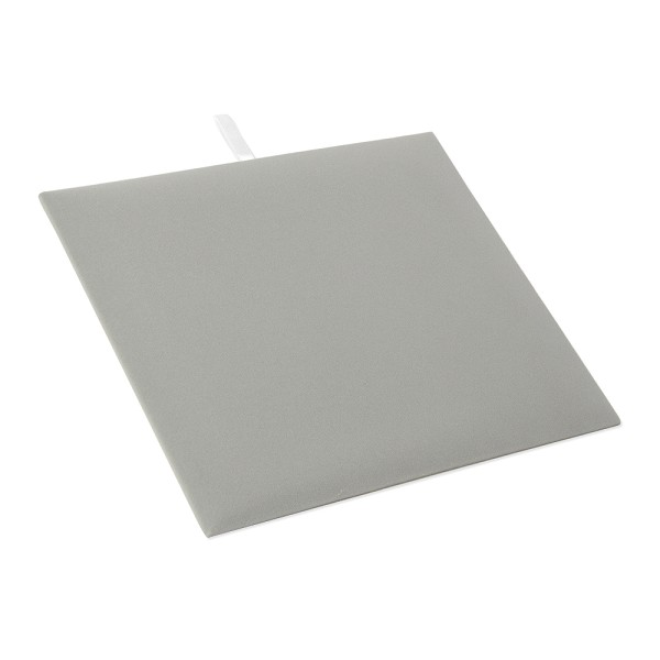 Half Size Grey Velvet Display Pad