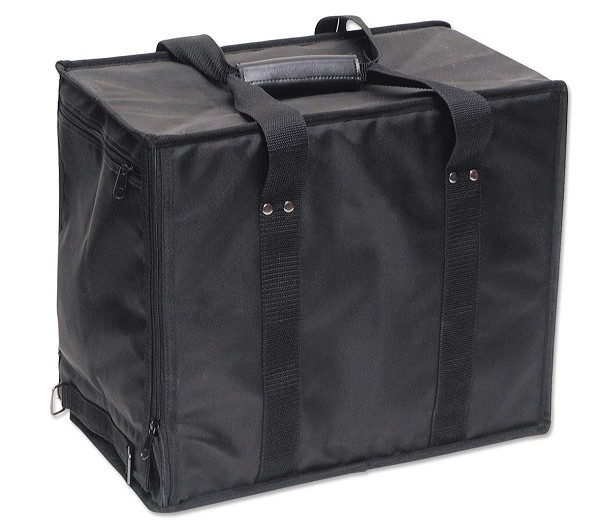"Carrying Case (Holds 12-1"" Trays) Black"