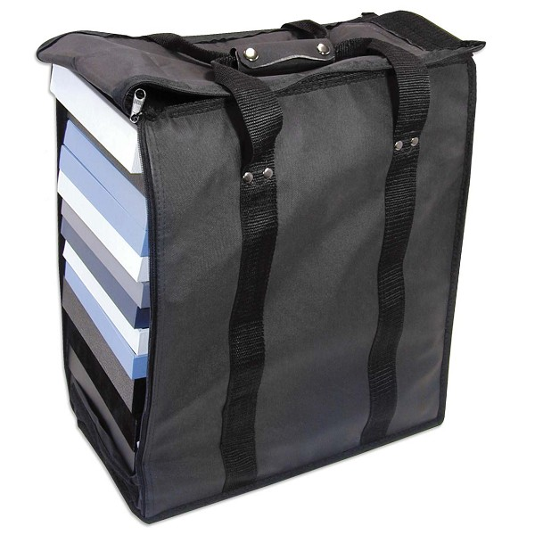 "Carrying Case (Holds 18-1"" Trays) Black"