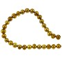 "Freshwater Potato Pearls Aztec Gold 5-6mm (16"" Strand)"
