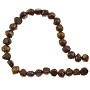 "Freshwater Potato Pearl Bumpy Nuggets Rustic Bronze 5-6mm (16"" Strand)"