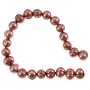 "Freshwater Potato Pearl Dusty Rose 7-8mm (16"" Strand)"