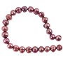 "Freshwater Potato Pearls Mauve 8-9mm (16"" Strand)"