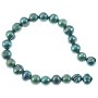 "Freshwater Potato Pearl Teal Blue 8-9mm (16"" Strand)"
