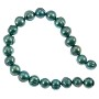 "Freshwater Potato Pearl Teal Green 8-9mm (16"" Strand)"