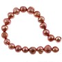 "Freshwater Potato Pearl Watermelon Pink 8-8.5mm (16"" Strand)"
