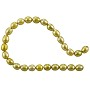 "Freshwater Rice Pearls Light Golden Yellow 5-6mm (16"" Strand)"