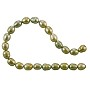 "Freshwater Rice Pearl Light Antique Gold 6-7mm (16"" Strand)"
