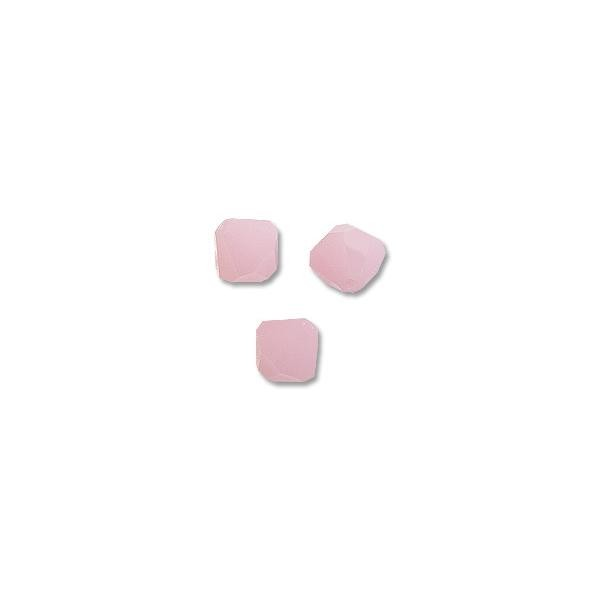 Swarovski Crystal Bicone Beads 5328 6mm Rose Alabaster (10-Pcs)
