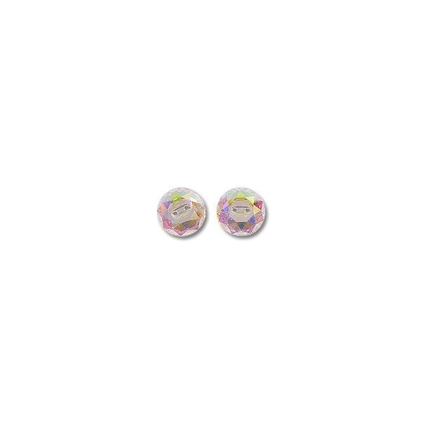 Swarovski Button 3014 12mm Crystal AB (1-Pc)