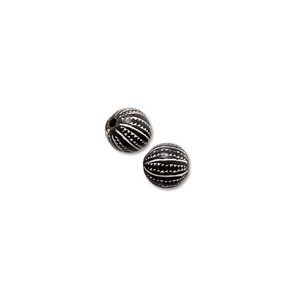 Terra Cotta Bead 14mm Round (6-Pcs)