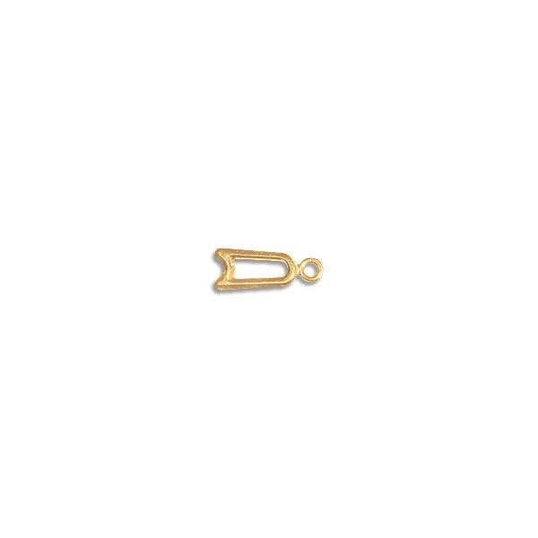 EZ Lock Connector 14k Yellow Gold (1-Pc)