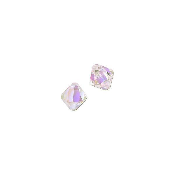 6cc4f15766 Swarovski Crystal Bicone Pendant 6301 10mm Crystal AB (1-Pc)