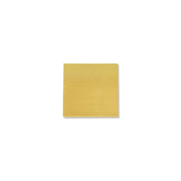 "Brass Square 24 Gauge Blank 1-1/16"" x 1-1/16"""