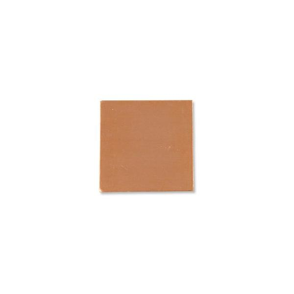 "Copper Square 24 Gauge Blank 1-1/16"" x 1-1/16"""