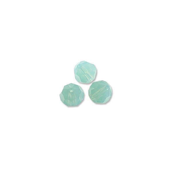 Swarovski 5000 3mm Pacific Opal Round Bead (12-Pcs)