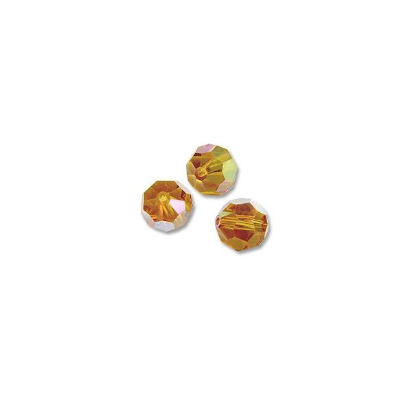 5742b38cf Swarovski Crystals | Swarovski Round Crystal Beads 5000 4mm Topaz AB for  Beading and Jewelry Making