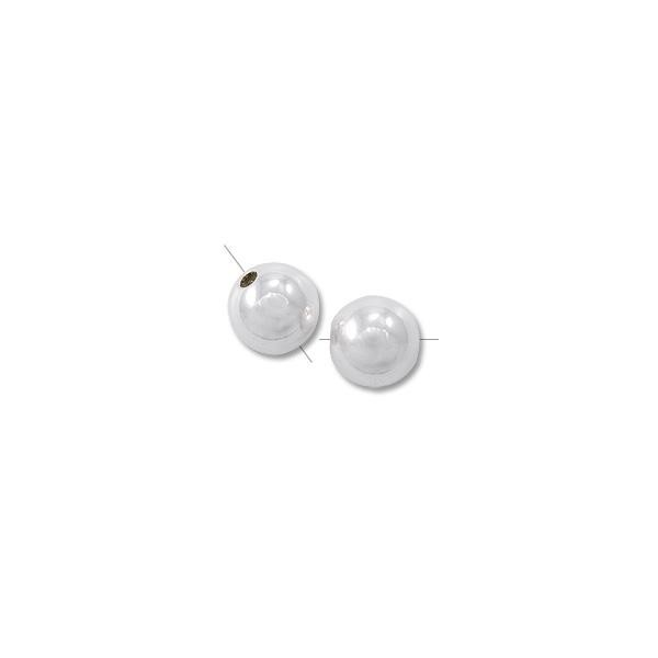 Smart Bead Round 4mm Sterling Silver (1-Pc)