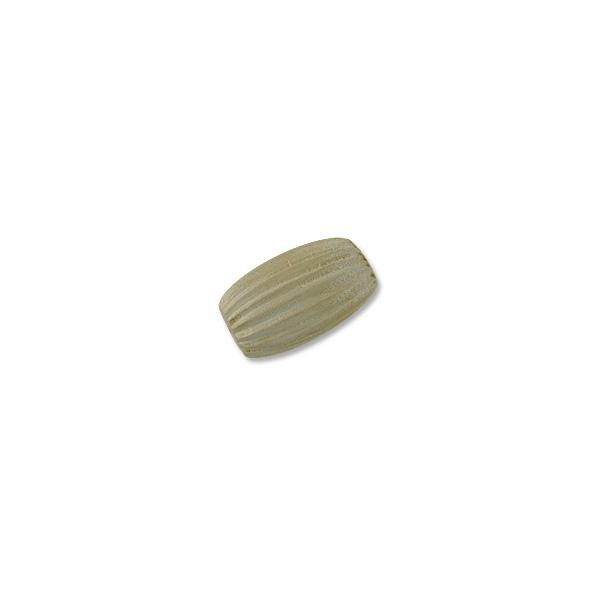 Panto Wood Fireball Bead 30x20mm (1-Pc)