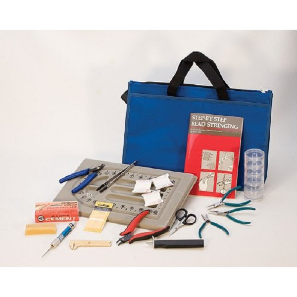 Professional Pearl and Bead Stringing Kit