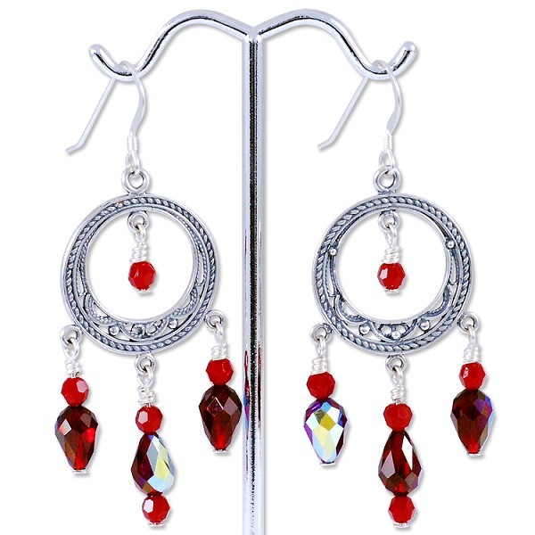 Marrakesh Dreams Earring Project