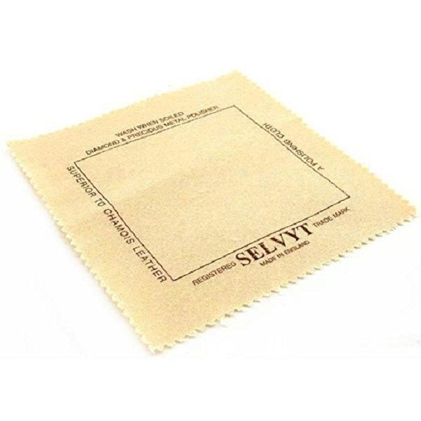 Selvyt Polishing Cloth 5x5