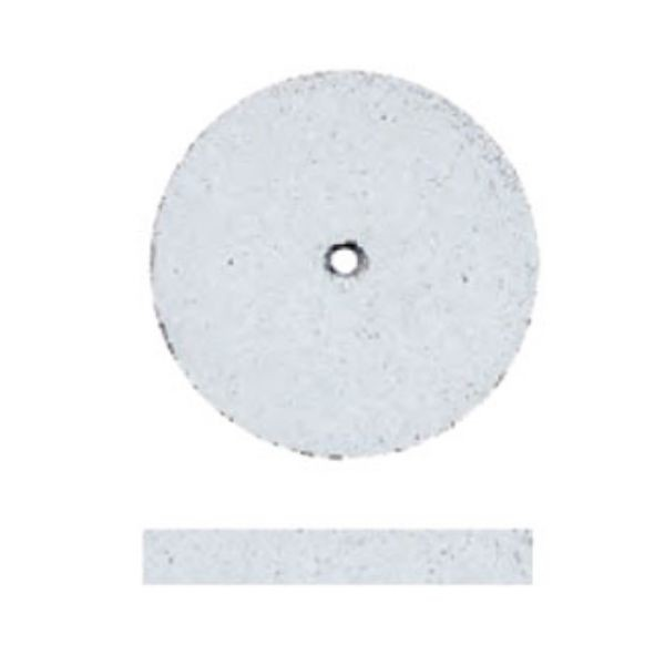 Silicone Wheel-Coarse Square Edge
